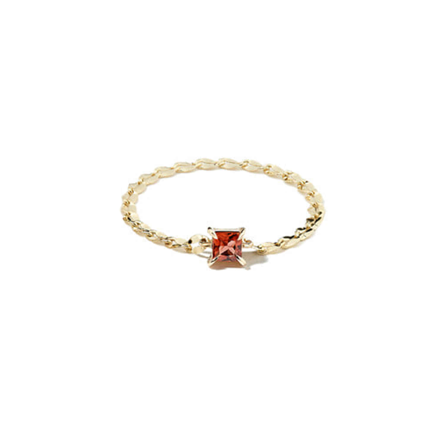 Petit Gem Chain_Pomegranate